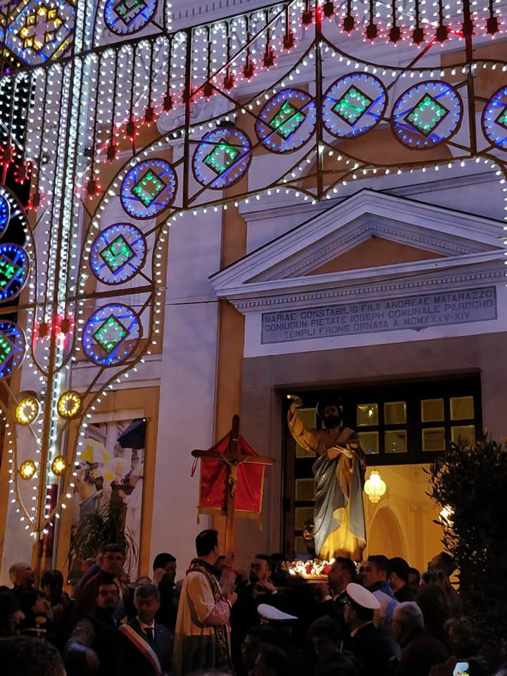 La Parrocchia San Marco Evangelista